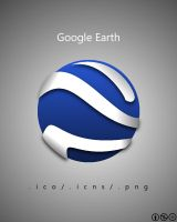 Google Earth Icon by chrisringeisen