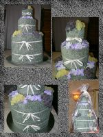 Three-Tiered Terry-Cake by UrsulaPatch