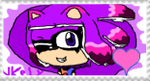 Inkely Stamp by InkelyTheHedeling13