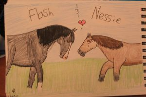 Flash and Nessie by OceanLore
