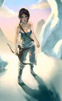 Tomb Raider Reborn by taho