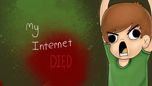 My Internet Died by JoeliusAspect