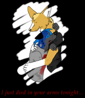 I just died in your arms.. by xPsycho-Tala