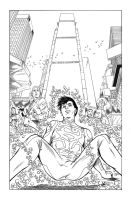 Superboy 29 by MarkIrwin