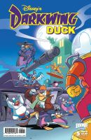 Darkwing Ongoing by Sibsy