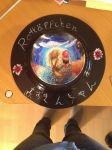 Red Riding Hood Plate by Awlyn