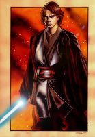 Anakin Skywalker by MisunderstoodTim