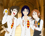 the Marauders for Nat x333 by just-agu