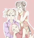 Girls @ Naruto The Last Movie by 7ae