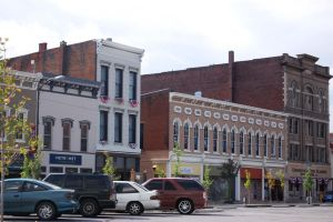 Downtown Connersville by WidoPhoto