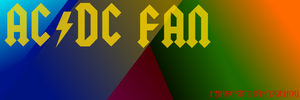 ACDC banner by ParkesietheHedgehog