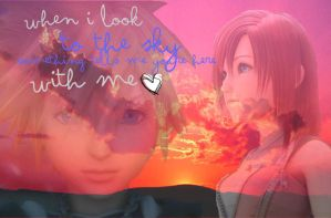 Kairi: You're with me by BlissfullyDisturbed