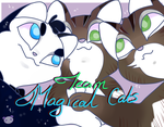 Team Magical Cats by 1PastelPanda1