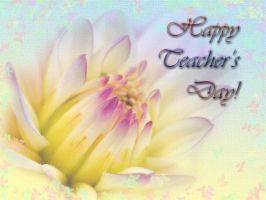 Happy teacher's day by Lirulin-yirth