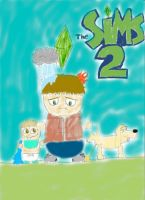 Sims 2- Bad Day...... by pacman8