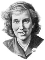 dorothy hodgkins by subhankar-biswas