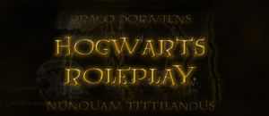 Hogwarts Roleplay Banner by lonelypasta