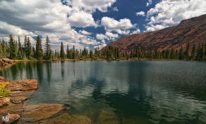 The End of Heart Lake by mjohanson