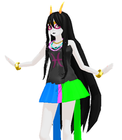MMD Feferi Peixes Download by MelissaChao