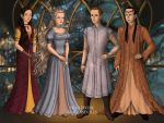 The Mirkwood Princess (preview image) by Akrianna