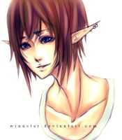 Elf by winnster