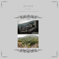ruins by streamy-stock