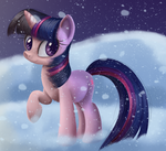 Twilight Sparkle by AlinaTF