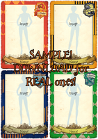 Hogwarts Character Templates by Helix-Wing