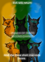 The Power of Three: Second Chances by Veggiepea29