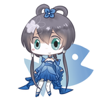 Luo Tianyi by ClaudiaQH