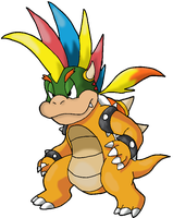 Adult Lemmy Koopa by Tails19950