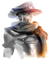 McCree by cherinova