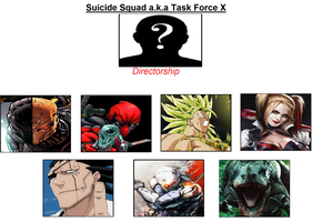 Suicide Squad: The Ultimate Killers by WOLFBLADE111