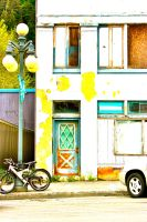 Urban Contrast by pixelated-painter