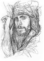 Stardoodle: Jared Leto by chillerofhell