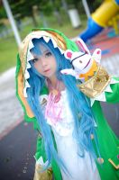 Yoshino - Date A Live Cosplay by thechevaliere