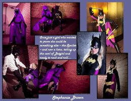 In Memory of Stephanie Brown by Ravenspiritmage