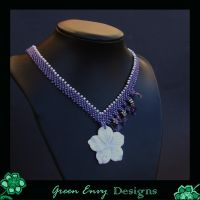 Mauve - modelled by green-envy-designs