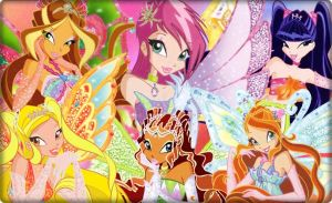 Winx club enchantix by AlexaSpears1333