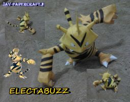Electabuzz by turtwigcuTey