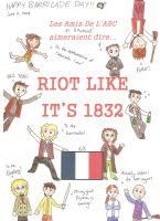 RIOT LIKE IT'S 1832 by webcomix