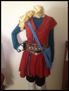 Chrono Trigger: Lucca Cosplay Teaser by Mink-the-Satyr