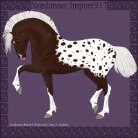 Nordanner Import 937 - SOLD by Ikiuni