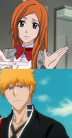 ichihime pregnancy by Bleach-Fairy