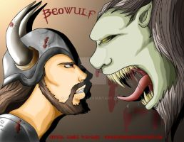 I Am Beowulf by CGOmega