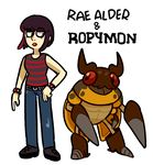 Rae And Ropymon by Strontium-Chloride