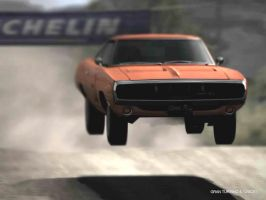 Dodge Charger 2 from GT4 by D4v3yTh3D0rk
