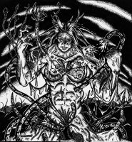 """""""Festering Chaos"""" by OverlordMortiroth"""