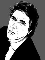 Bryan Ferry by Liko