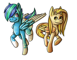 we are cooler than you tbh by Mirantmir
